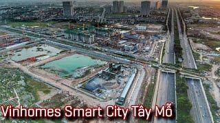 THẦN TỐC Vinhomes Smart City Tây Mỗ Đại Mỗ | SIÊU DỰ ÁN xây BIỂN HỒ CÁT TRẮNG Nha Trang | Vingroup
