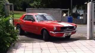 1965 Mustang hotrod