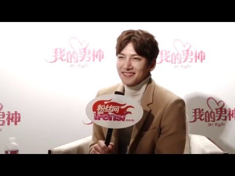 [Eng Sub] 20151223 Ji Chang Wook i-Fensi exclusive interview