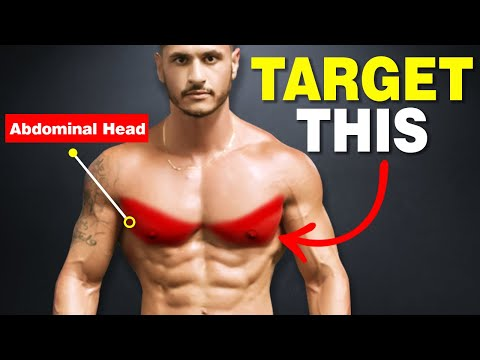 The ONLY 3 Lower Chest Exercises You Need for Rounded Pecs