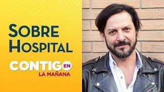 Rafael Cavada impactó con opinión sobre crisis en Hospital Padre Hurtado - Contigo en La Mañana