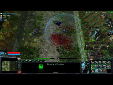 Sc2 STD  random refined Explosive battle