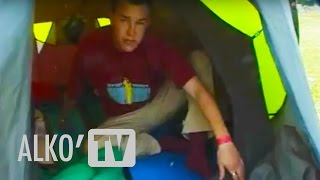 Spontan MTV Cribs u Tego Typa Mesa