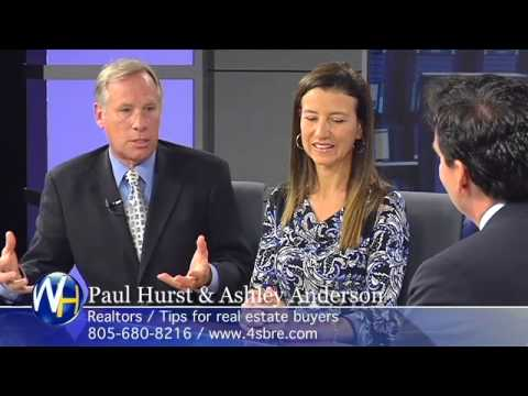 Paul Hurst & Ashley Anderson - Santa Barbara Real Estate, with Randy Alvarez