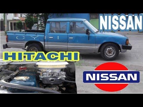 CARB. HITACHI 2G NISSAN 1.6 MOTOR J-16 SUSCRIPTOR ACAPULCO GRO