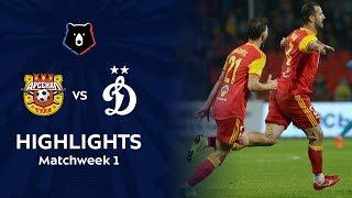 Highlights Arsenal vs Dynamo (1-1)