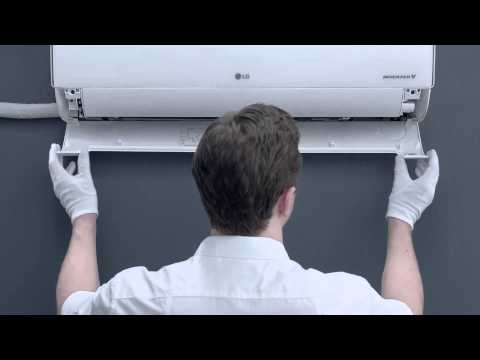 LG Air Conditioner - Quick & Easy Installation