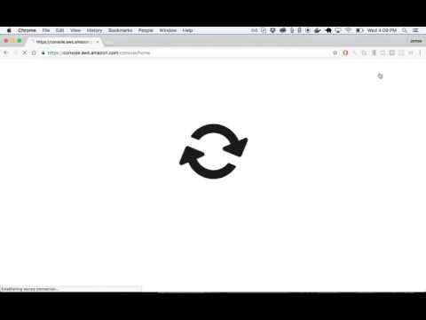 "Ship a ""serverless"" web app with AWS"