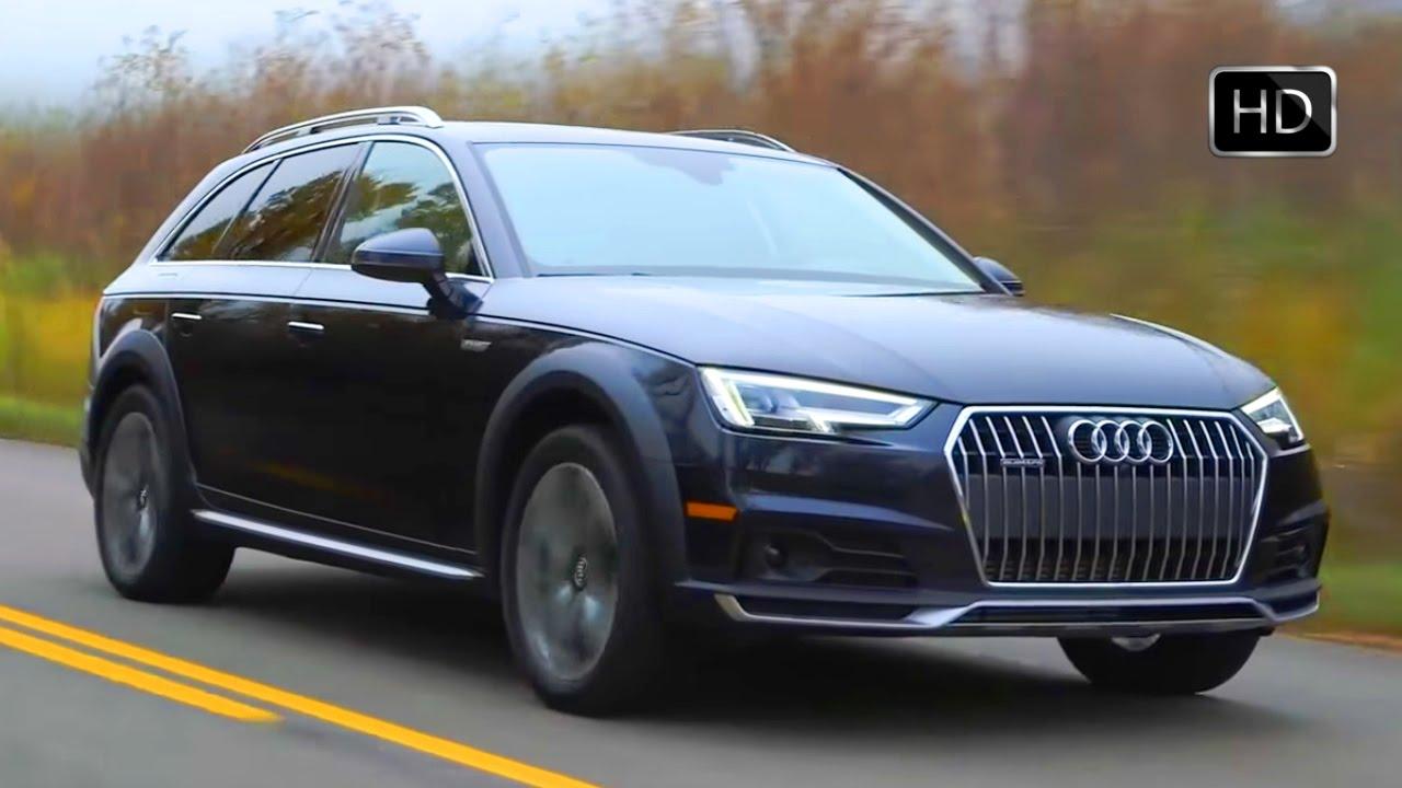 2017 Audi A4 Allroad Us Spec Road Off Road Test Drive Hd Youtube