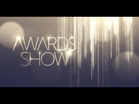 after effects template awards show youtube