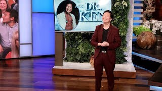 Ken Jeong Answers Audience Questions in 'Ask Dr. Ken'