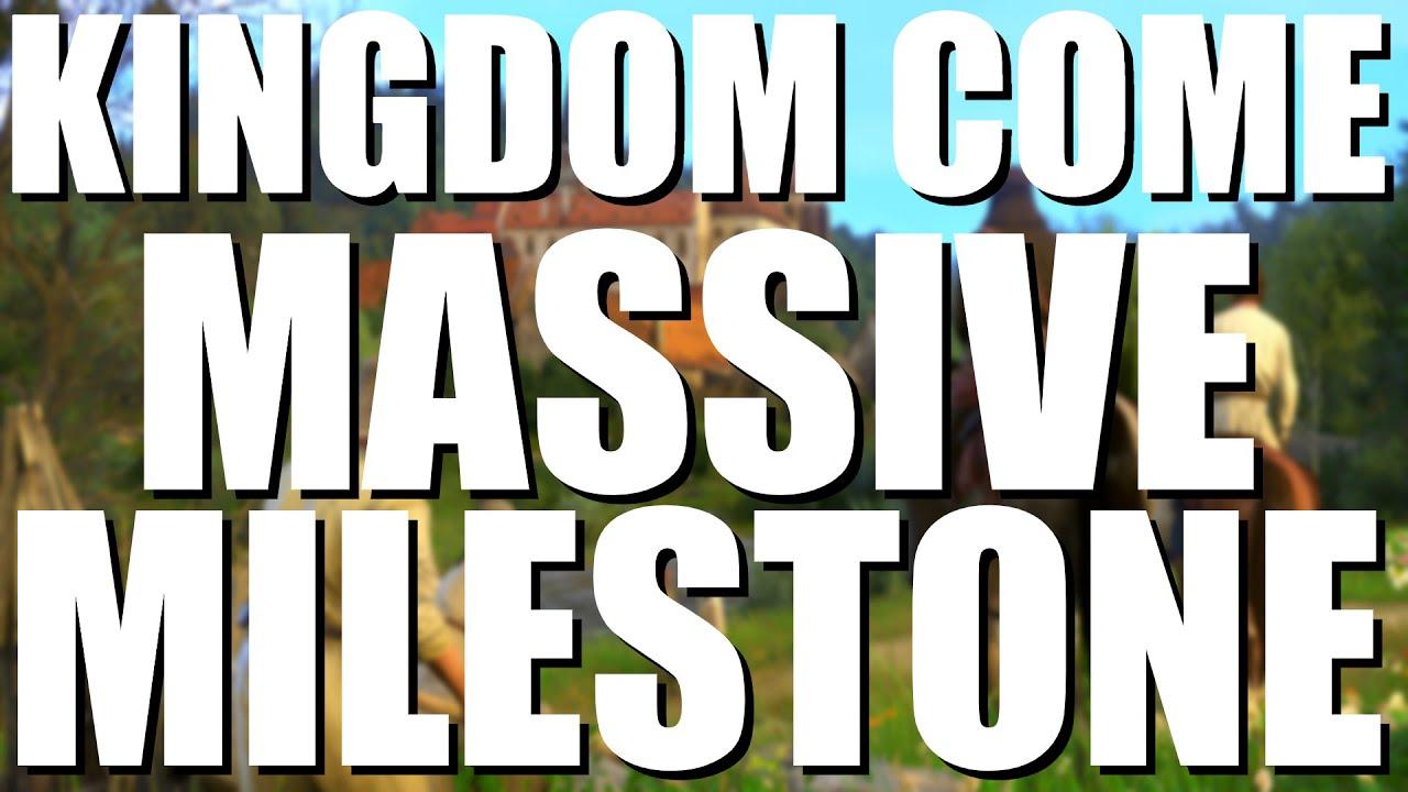 Kingdom Come Deliverance | Massive Milestone & KCD Demake