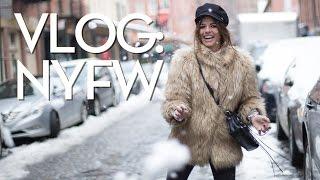 VLOG: NEW YORK FASHION WEEK | Trendy Taste