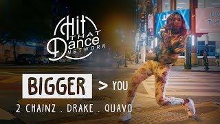 2 Chainz - Bigger Than You ft. Drake & Quavo (Dance Cover by Psyrenn)