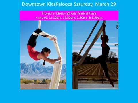 Downtown KidsPalooza Video