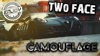 Enjoy Fahrzeugfolierung | Two Face Alfa Romeo 4C!