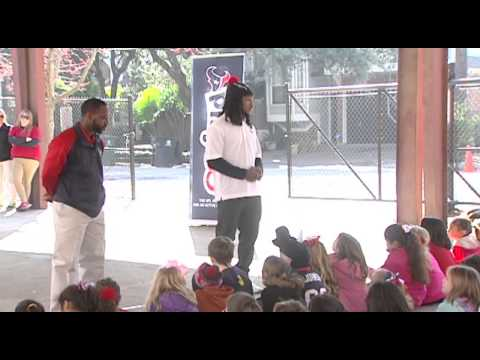 D.J. Swearinger: The Man, Not Just the Player