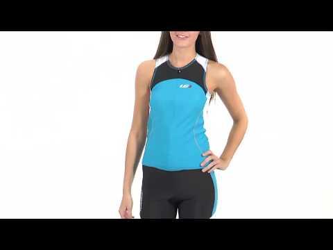 Louis Garneau Women's Comp Sleeveless Top | SwimOutlet.com