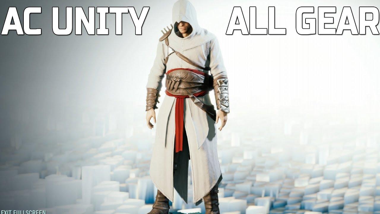 original assassins creed outfits unity 11