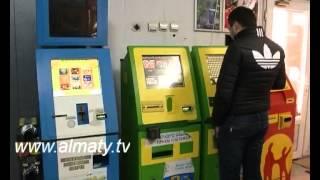 Как оказались игровые автоматы в Алматы в магазинах?(Журналисты телеканала