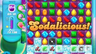 Candy Crush Saga SODA Level 1632 CE