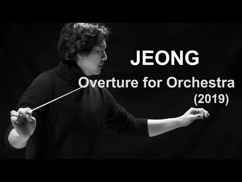 CN Philharmonic Orchestra Plays DAVID JEONG's Overture For Orchestra (2019)
