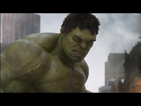 Incredible Hulk is BACK - FULL TRAILER