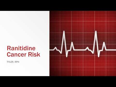 Ranitidine (Zantac®) Cancer Scare | Products May Contain Probable Cancer-Causing Substance