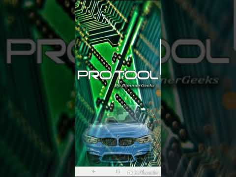 ProTool App by Bimmergeeks - Injector Coding