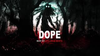 """DOPE"" Hard Trap Beat Instrumental - Zyller46 Beats"