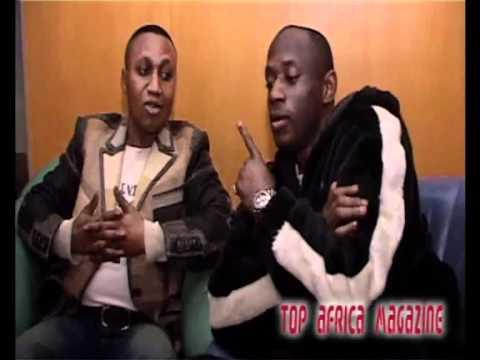 TOP AFRICA VOL1: EMISSION DU PATRON AVEC JOHNSON KETO
