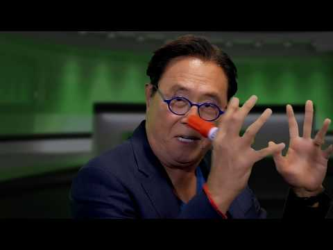 GETTING A JOB IS FOR LOSERS - LESSONS WITH ROBERT KIYOSAKI,