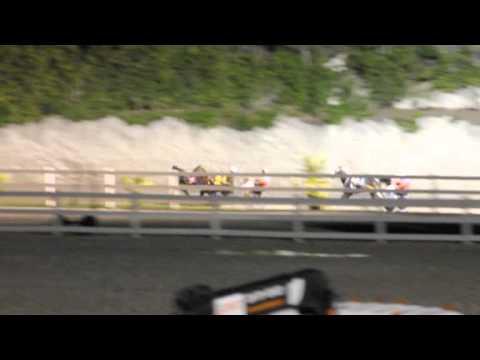 Harness Pony Racing Bermuda January 7 2012