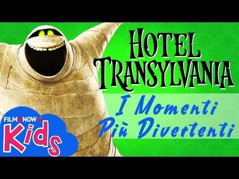 HOTEL TRANSYLVANIA | Tutti i Mostri - I Momenti Più Divertenti