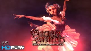Macabre Mysteries Curse of the Nightingale - iPhone/iPad HD Gameplay