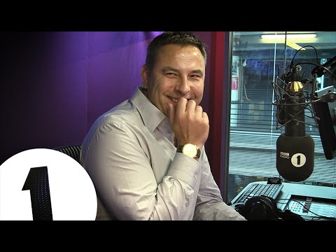 David Walliams talks about gift buying for Simon Cowell