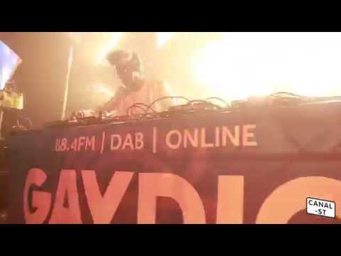 DJ PAULETTE - Gaydio Stage - Performance & Interview - Manchester Pride 2016