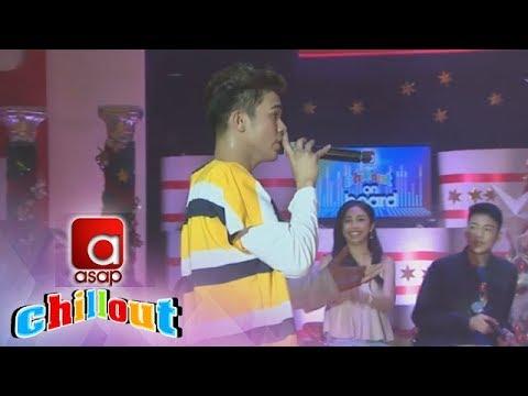 ASAP Chillout: Inigo Pascual sings 'Ako'y Sa'yo at Ika'y Akin Lamang'