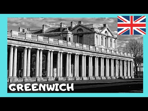 LONDON: A walking tour of historic and very scenic GREENWICH
