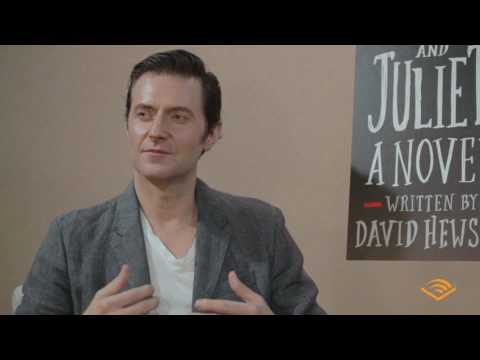 Richard Armitage and David Hewson on 'Romeo and Juliet A Nov