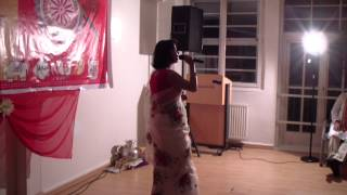 Pohela Boishakh 1419 - Bangla New Year function 2012 -  Pohela Boishakh function song