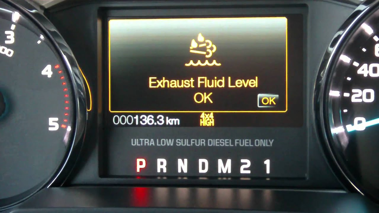 King Ranch Ford >> Kentwood Ford - Diesel Exhaust Fluid Explanation - YouTube