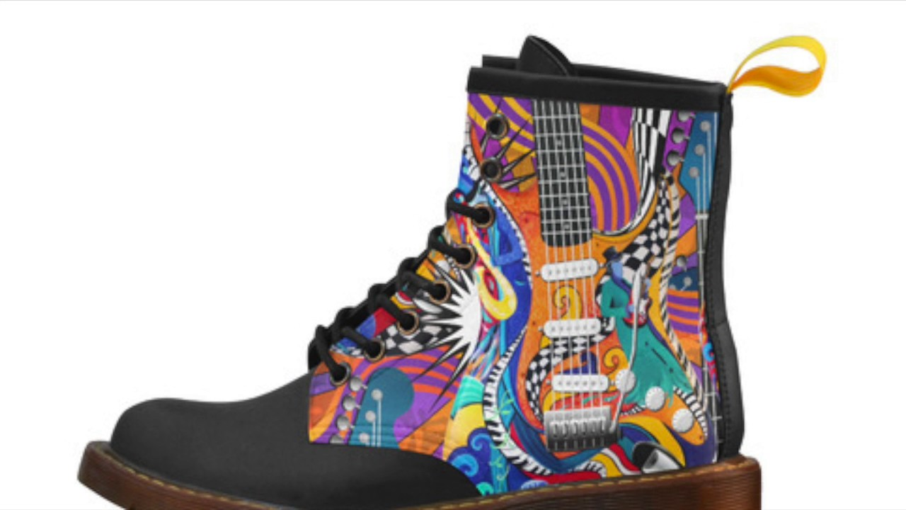 Designer Sneakers Colorful Shoes Printed Boots For Sale