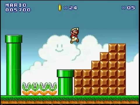 Juego Mario Bros Flash 2 Youtube