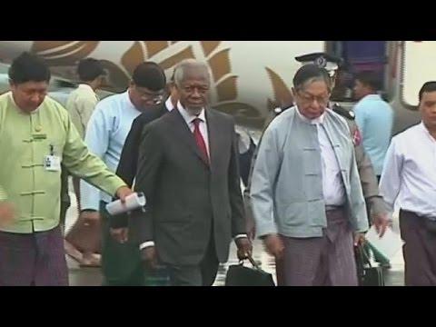 Мьянма: поиски решения