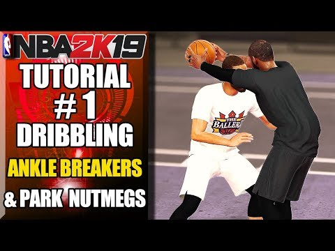 NBA 2K19 Ultimate Dribbling Tutorial - How To Do Ankle Breakers & Park Crossovers By ShakeDown2012