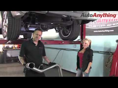 install magnaflow exhaust systems on a chevy silverado autoanything how to
