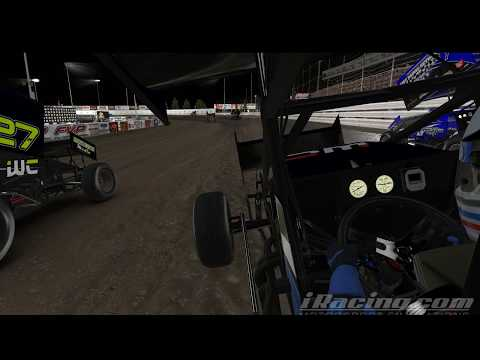 Dirty Old Bastards Wicked Cushion 410 Sprint Car Series - Knoxville Raceway 5/2/19