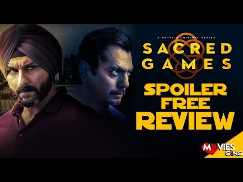 SACRED GAMES NETFLIX | Spoiler Free Review