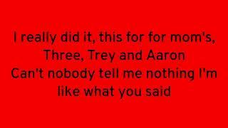 NBA Youngboy - Untouchable Lyrics!!